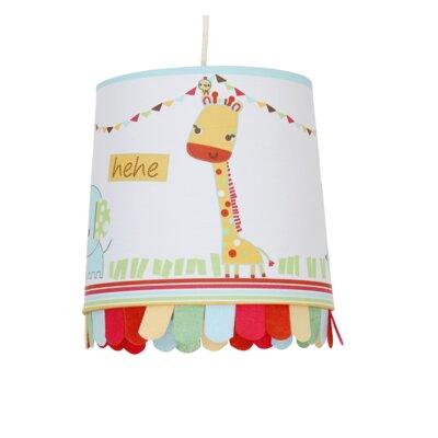 22 cm Lampenschirm aus Stoff | Lampen > Lampenschirme und Füsse > Lampenschirme | First Choice Lighting