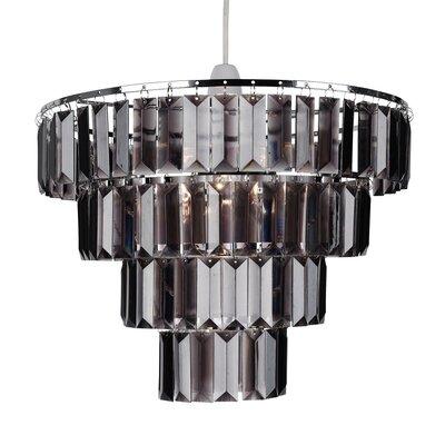 30 cm Lampenschirm aus Kunststoff | Lampen > Lampenschirme und Füsse > Lampenschirme | First Choice Lighting