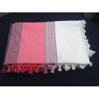 Hand Woven Cotton Blanket