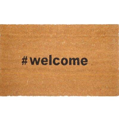 #Welcome Mat CM-006