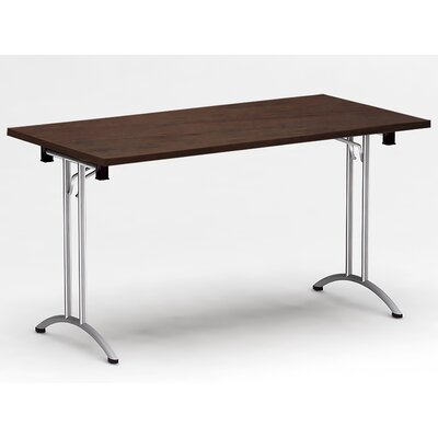 Ringler Rectangular 29H x 30W x 60L Conference Table Top Finish: Java