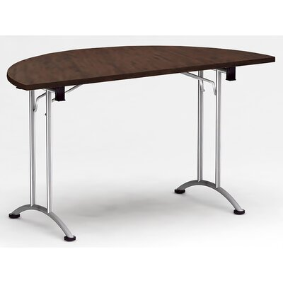 Half Round L Conference Table Top Product Image 138