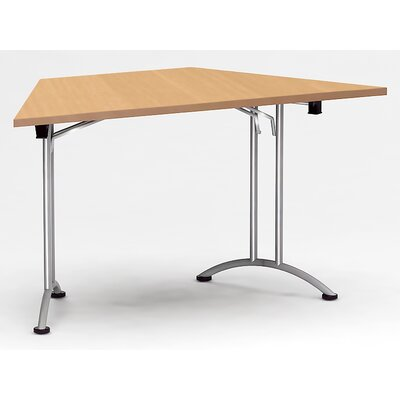 Ringler [unavailable] 29H x 53W x 29L Conference Table Top Finish: Natural Beech