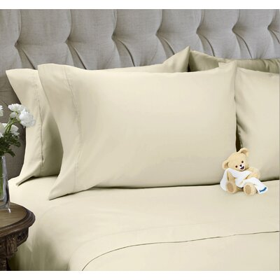 4 Piece Sheet Set Color: Whisper