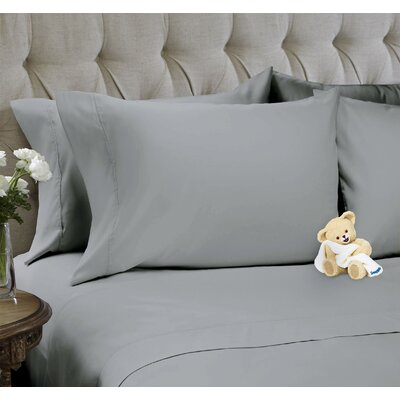 Sheet Set Color: High Rise, Size: Queen