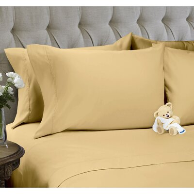Sheet Set Size: Twin, Color: Chamomile