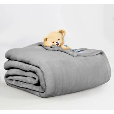 Throw Blanket Size: King, Color: Wet Weather
