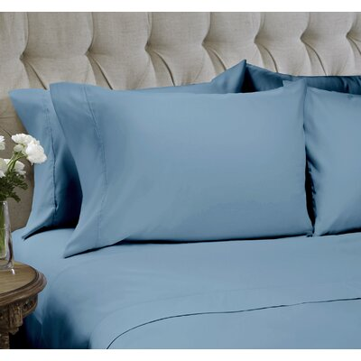 Sheet Set Color: Faded Denim, Size: Queen