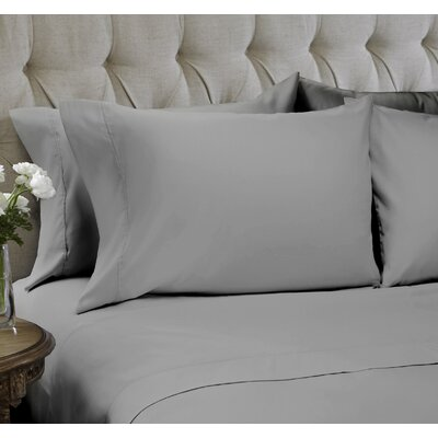 Sheet Set Color: High Rise, Size: Full