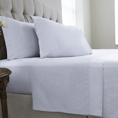 Sheet Set Color: Pale Blue, Size: Queen