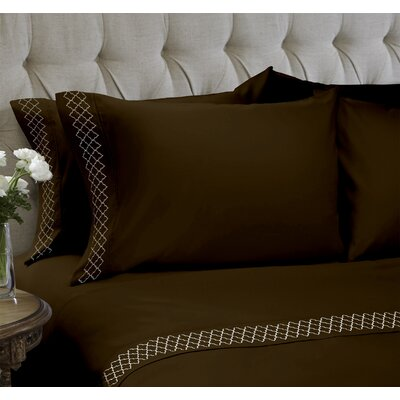 Sheet Set Color: Java, Size: King