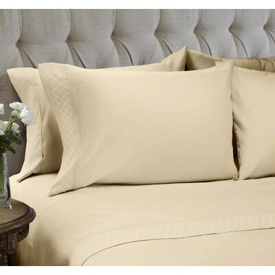 Sheet Set Color: Chamomile, Size: King