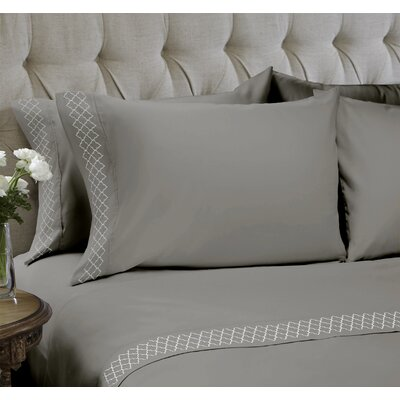 Sheet Set Color: Wet Weather Gray, Size: King