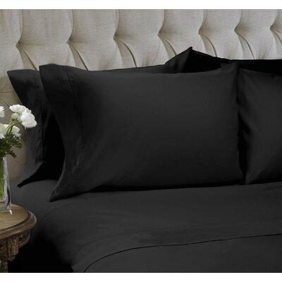 Sheet Set Color: Black, Size: Full