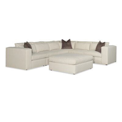 Hagans Ottoman Upholstery: Beige