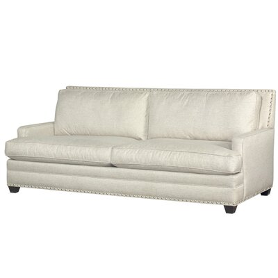 Veliz Sofa with Pewter Nails