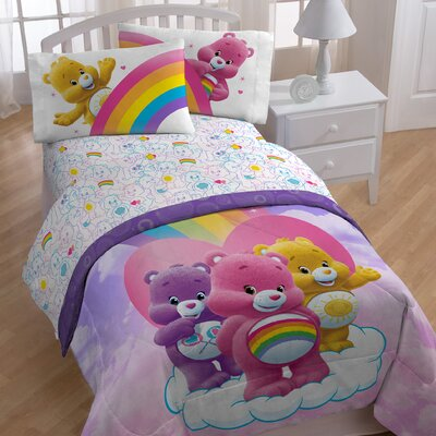Care Bears Sheet Set