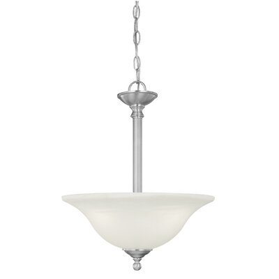 Baum 3-Light Inverted Pendant