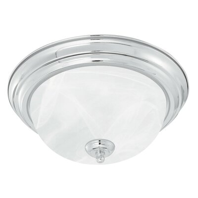 Ceiling Essentials 3-Light Flush Mount