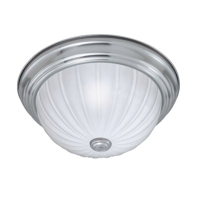 Ceiling Essentials 1-Light Flush Mount