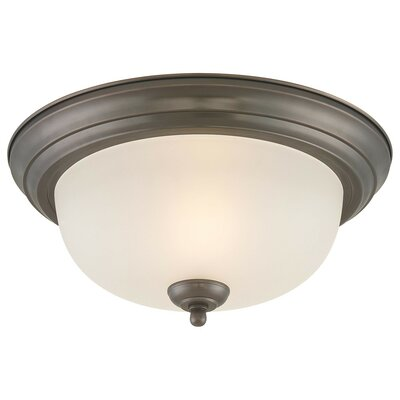 None 1-Light Ceiling Light Size: 5.5 H x 11.25 W