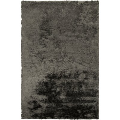 Junot Pewter Area Rug Rug Size: 5 x 8