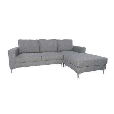 Zitar Reversible Sectional
