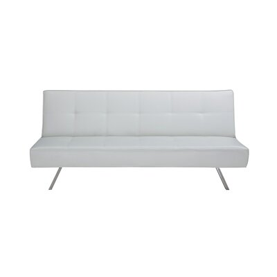 Lucio Leather Sleeper Sofa