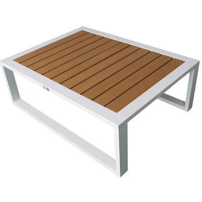 Two Bridges Outdoor Coffee Table