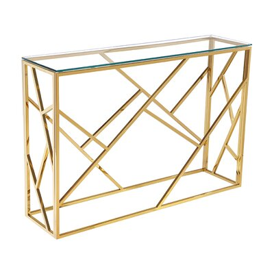 Bertram Modern Console Table