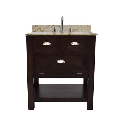 Giancarlo 31 Single Bathroom Vanity Set