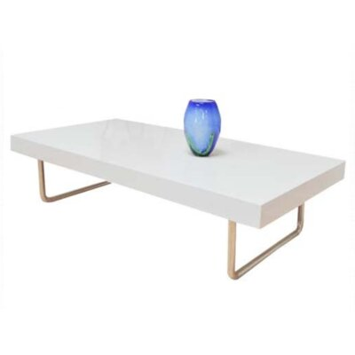 Zella Coffee Table Top Color: White