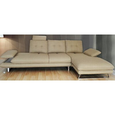 The Collection German Furniture 30012 Chetto Reversible Chaise Sectional Reviews