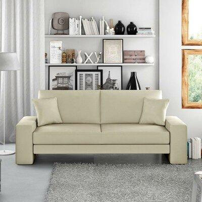 Supra Sleeper Sofa Upholstery: Beige