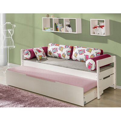 Borys Twin Platform Bed with Storage