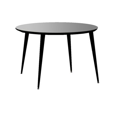 Essai Round Glass Dining Table
