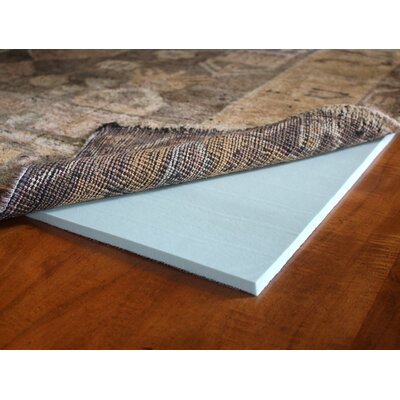 Cloud Comfort Memory Foam Rug Pad Rug Pad Size: Rectangle 7 x 10