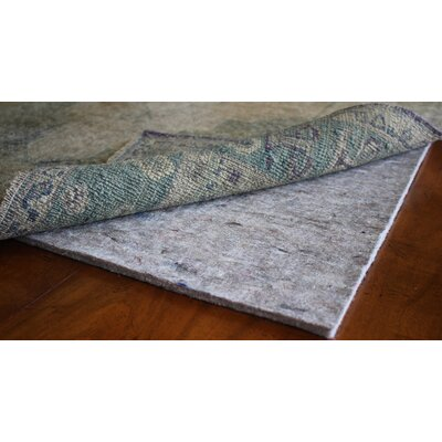 Superior Lock 0.33 Felt and Rubber Rug Pad Rug Pad Size: Rectangle 99 x 119