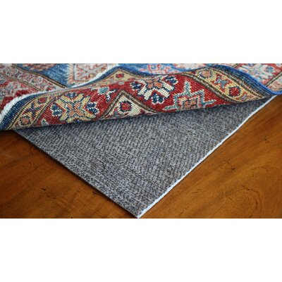 Contour Lock Felt and Rubber Rug Pad Rug Pad Size: Rectangle 12 x 18