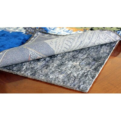 Anchor Grip 15 0.125 Felt and Rubber Rug Pad Rug Size: Square 4