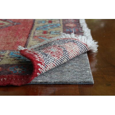 Superior Lock 0.25 Felt and Rubber Rug Pad Rug Pad Size: Rectangle 4 x 6