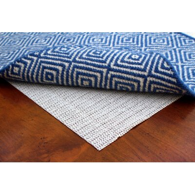 Econo-Lock Non-Slip Natural Rubber Rug Pad Rug Pad Size: Rectangle 2 x 3
