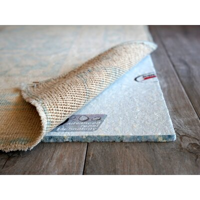 Spill Tech Scotchguard 3M Waterproof with Advanced Repel Technology Rug Pad Rug Pad Size: Rectangle 12 x 18