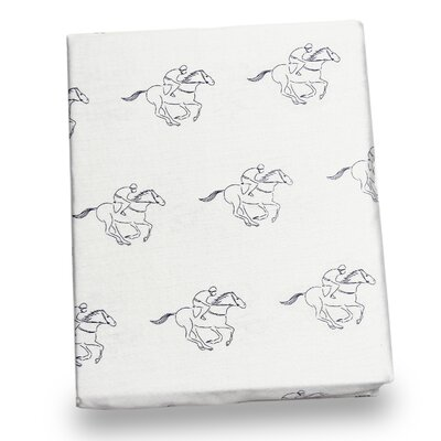 Racehorse 220 Thread Count 100% Cotton Sateen Sheet Set