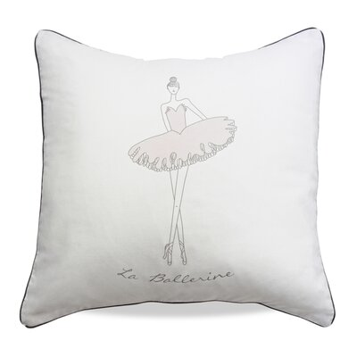 La Ballerine Cotton Pillow Cover
