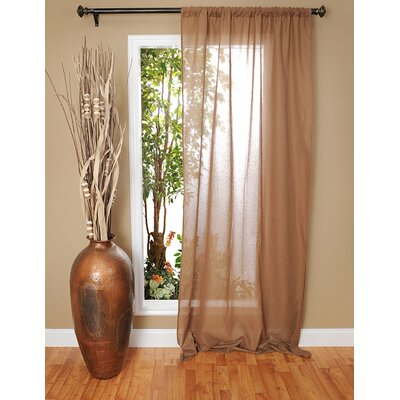 Shalin Single Curtain Panel