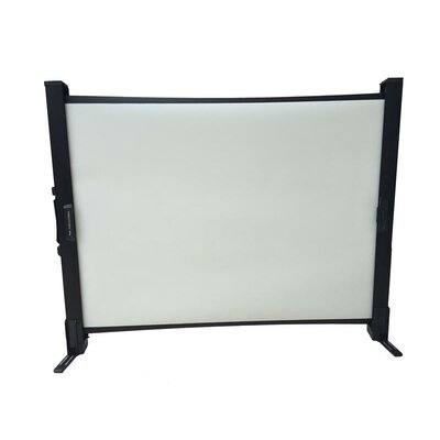 ProHT Matte 40 Diagonal Portable Projection Screen