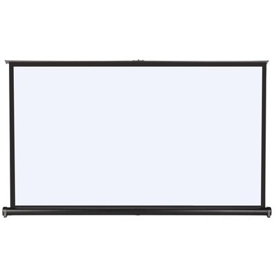ProHT Matte White 50 Diagonal Portable Projection Screen