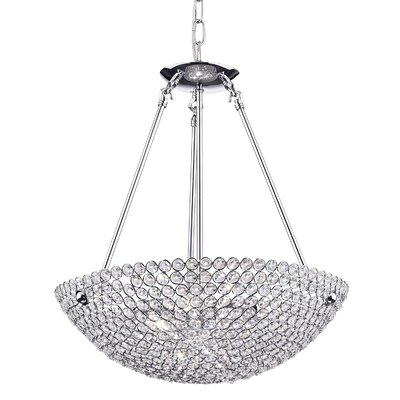 Clarabelle 3-Light Bowl Pendant