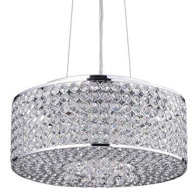 Corona 4-Light Crystal Chandelier